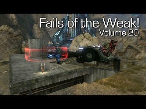 0 Halo Reach: Fails of the Weak Volume 20