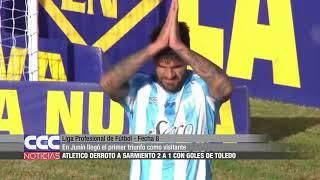 Liga Profesional de Fútbol - Fecha 8