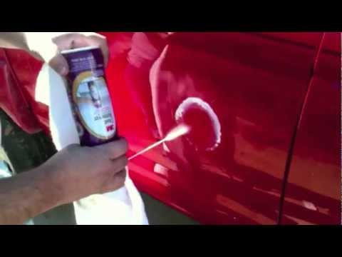 Small Dent Repair – Hair Dryer and Compressed Air –  Short Version VIdeo