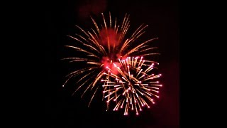 FIREWORKS! Cifton  NJ 4th of July and Clifton Centennial Celebration  Fireworks By Castiglione July 4th 2017