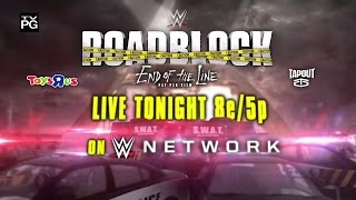 Nonton Roman Reigns challenges WWE Universal Champion Kevin Owens tonight at Roadblock: End of the Line Film Subtitle Indonesia Streaming Movie Download
