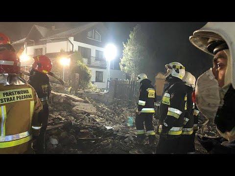 Τραγωδία σε σαλέ στην Πολωνία με οκτώ νεκρούς