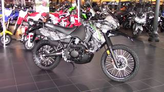 7. 2018 Kawasaki KLR 650 Camo - New Motorcycle For Sale - Medina, OH