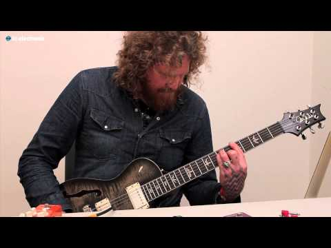 "Brent Hinds (Mastodon) creates his ""Vibe Change"" TonePrint"