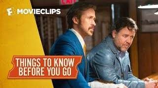 Shane Black's Things To Know Before Watching The Nice Guys (2016) HD by  Movieclips Trailers