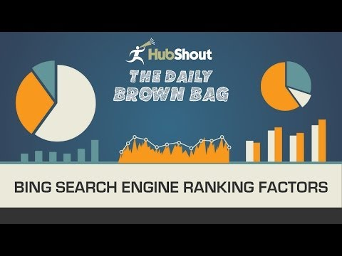 Ranking Factors On Bing Search Engine