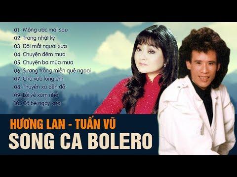 SONG CA TRỮ TÌNH TUẤN VŨ HƯƠNG LAN 2019 - ALBUM MỘNG ƯỚC MAI SAU, TRANG NHẬT KÝ CHẤN ĐỘNG CON TIM - Thời lượng: 1 giờ, 42 phút.
