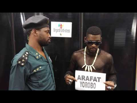 MOUSTIK KARISMATIK FEAT DJ ARAFAT - BRIGADE ANTI STRESS