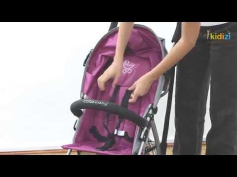 Prezentare video Coto Baby carucior Rhythm