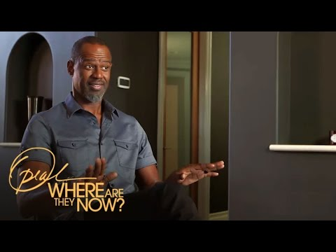 #BrianMcKnight on #Oprah- #Marriage Advice