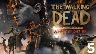 The Walking Dead: A New Frontier - Season Finale Official Trailer