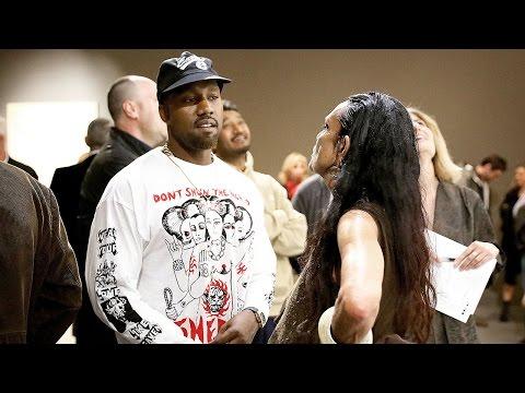 Download Kanye West All Smiles While Attending Art Opening For Paris-Based Designer MP3