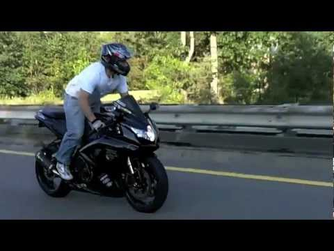 GSXR Wheelie vid..... SAIL HD