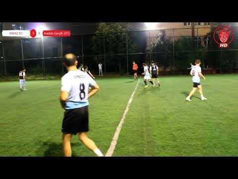PAPAZ FC - Anadolu Gençlik 1071  PAPAZ FC - Anadolu Gençlik 1071 HD Maç Özeti