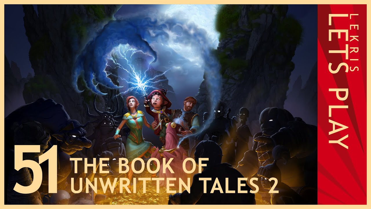 The Book of Unwritten Tales 2 - Kapitel 4 #51 - König Tut-Tuts Grabkammer