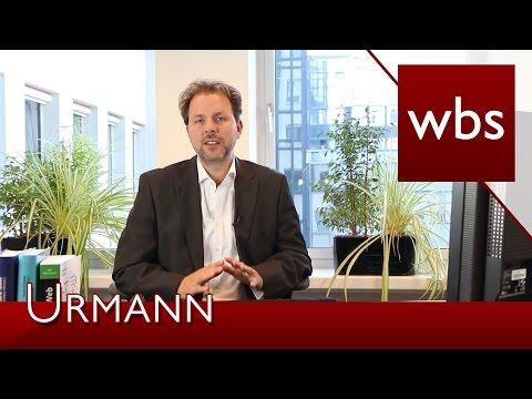 """""""Redtube Anwalt Urmann"""" verliert seine Zulassung"""