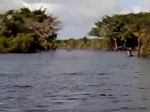 Lago do Capijuba em Remanso Porto Rico MA v01.