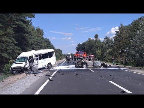 24 людини травмувалися у ДТП поблизу села Тетерівка