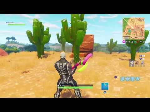 How To Turbo Farm On Console - Fortnite Season 5