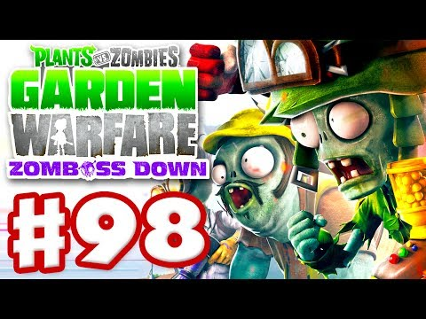Plants vs. Zombies: Garden Warfare – Gameplay Walkthrough Part 98 – Gardens & Graveyards (Xbox One)