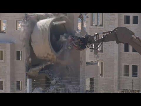 (Deutsch) Israel reißt unter fadenscheinigen Gründen Häuser in Ost-Jerusalem ab