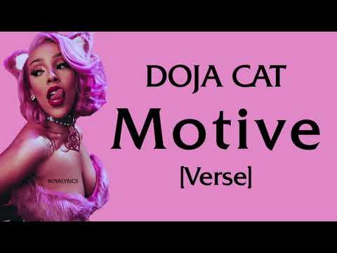 Doja Cat - Motive [Verse - Lyrics]
