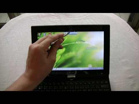 ASUS Eee PC T101MT Unboxing & First Impressions