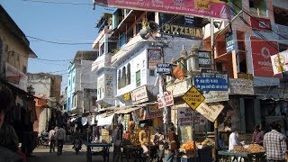 Pushkar India  City pictures : Short Walking Tour around Pushkar India