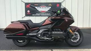 6. 2018 Honda Gold Wing DCT