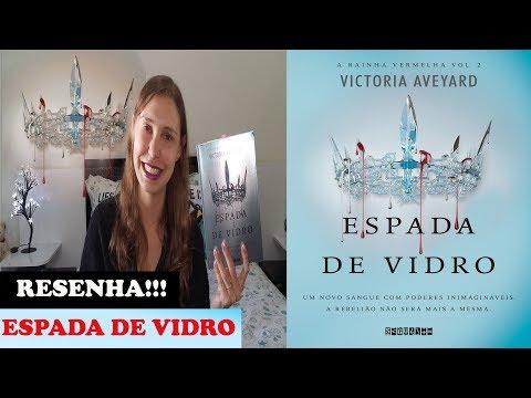 ESPADA DE VIDRO- Victoria Aveyard {resenha}