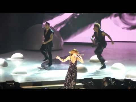 Selena Gomez - Transfiguration (Hillsong cover)/Nobody Revival Tour Brooklyn, New York HD