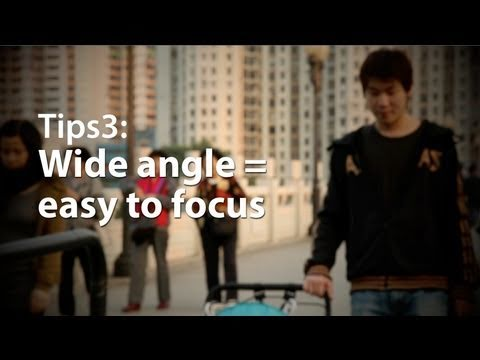Lok C Top Tips: How to record awesome videos on a DSLR
