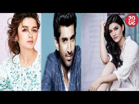 Alia Bhatt To Don A Producer's Hat | Aditya Roy Ka