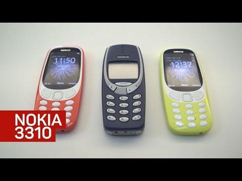 終於!傳聞已久的新版NOKIA 3310真的復活了,「這個東西」沒有改變讓大家都想買一部回家玩!