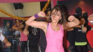 Aarti Chhabria Rehearsing For Her New Years Eve Performance