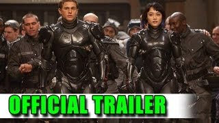 Pacific Rim Official Trailer (2013)