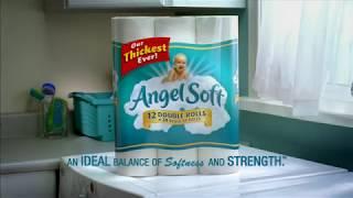 Angel Soft - Toss Me
