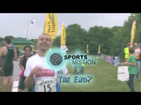 Jay's Tri-ing Life – The Race