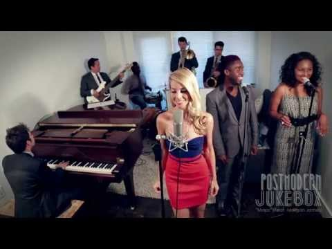 Maps - Vintage 1970s Soul Maroon 5 Cover ft. Morgan James