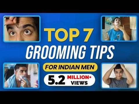 Top 7 Tips To Look Handsome Instantly | Indian Men's Grooming Explained | BeerBiceps Men's Grooming
