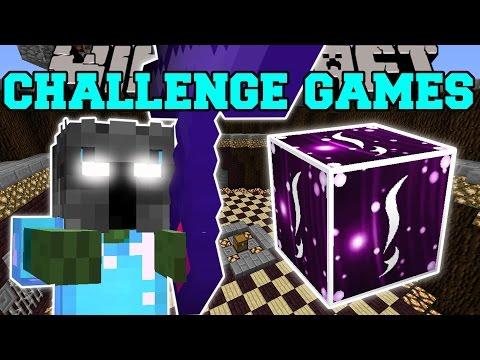 Minecraft: EVIL POPULARMMOS CHALLENGE GAMES - Lucky Block Mod - Modded Mini-Game (видео)