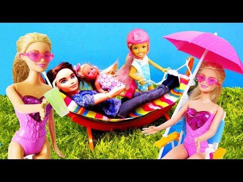 Сборник Барби все серии подряд: ЛЕТНИЕ РАЗВЛЕЧЕНИЯ Барби и ее семьи Видео для девочек Лайкландия