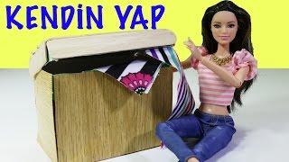 """Video Barbie Oyuncak Bebekleri için Sandık Yapımı   Nasıl Yapılır   EvcilikTV """"Kendin Yap"""" MP3, 3GP, MP4, WEBM, AVI, FLV Desember 2017"""