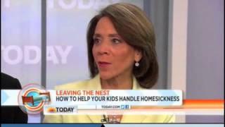 Helping Children with Homesickness