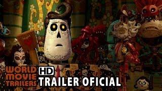 Festa no Céu Trailer Dublado (2014) - Guillermo del Toro HD