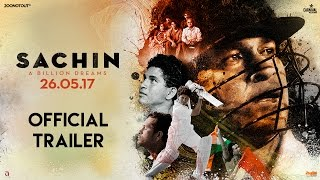 Video Sachin A Billion Dreams | Official Trailer | Sachin Tendulkar MP3, 3GP, MP4, WEBM, AVI, FLV Mei 2017