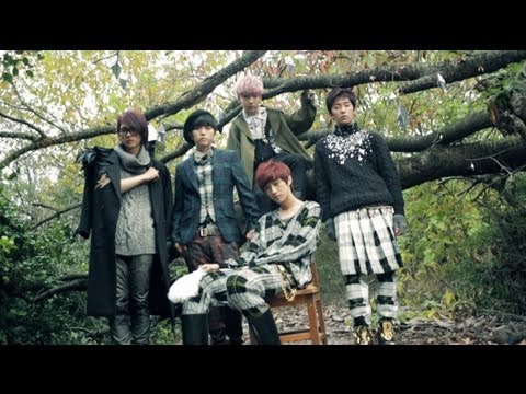 B1A4 - The 3rd Mini Album [IN THE WIND] Cover Shoot Making Film