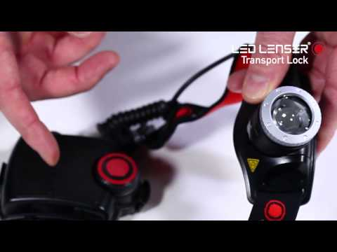 STIRNLAMPE H7R.2 LED LENSER