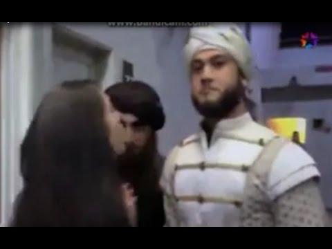 ★ Funny part in backstage of harim soltan season 4 ★ (видео)