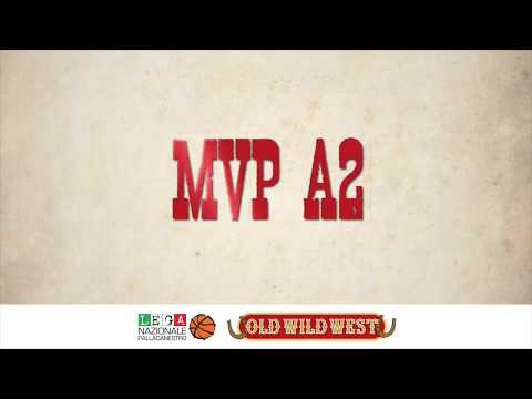 Serie A2 Old Wild West: MVP 21. giornata sono Hall e Cannon